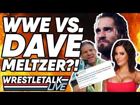 WWE Vs… Dave Meltzer?! Best Feud Of 2019? & WE'VE GOT MERCH NOW! | WrestleTalk Not Live