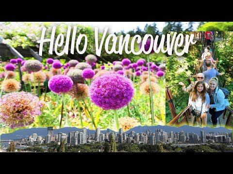 Hello Vancouver!!!