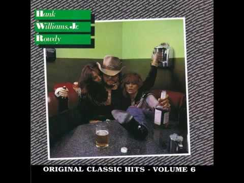 Hank Williams, Jr.* ‎– Rowdy (1981)