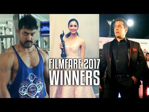 Filmfare Awards 2017 | Full winners list