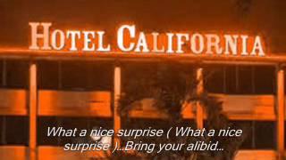 Có phải chốn thiên đàng  (  Hotel California )