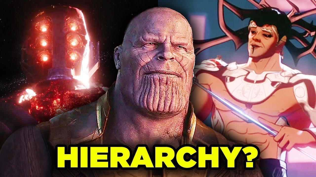 Download THANOS vs Marvel Villains: Full Succession Explained!