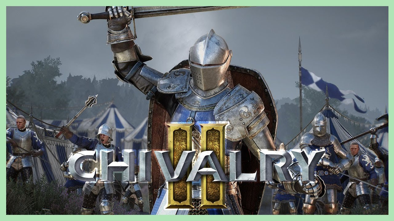 Chivalry 2 • Percy le chevalier