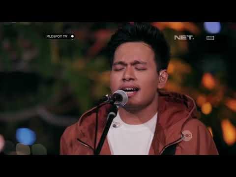 MLDSPOT TV - Rendy Pandugo  - Monokrom (Cover Tulus)