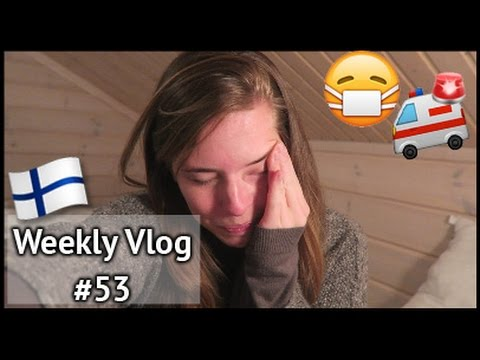 I GOT TAKEN TO HOSPITAL! |  xameliax Weekly Vlog #53