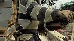 Banche SC1015 BOX Sateco sur chantier Guerif (Caravelle, Sainte-Gemme, 49)