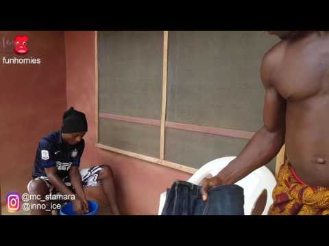 Video: Funhomiescomedy - Wash this cloth
