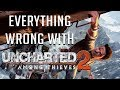 GamingSins: Everything Wrong with Uncharted 2:  Among Thieves