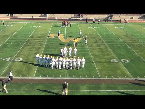 BW Football vs. Ohio Northern (Seniors' and Parents' Day 2016)