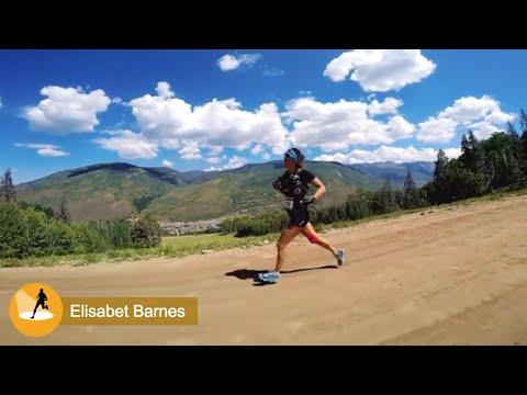 Elisabet Barnes Complete @Transrockies 2017