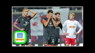 Bundesliga: RB Leipzig fertigt Nürnberg ab