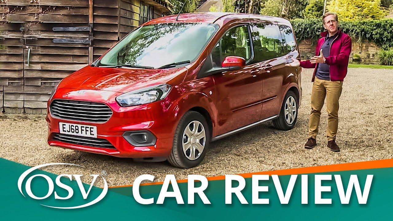 Ford Tourneo Courier 2019 The Practical Alternative To An Suv