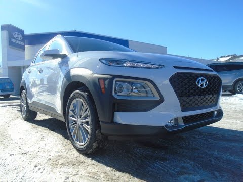 ALL-NEW 2018 HYUNDAI KONA PREFERRED - Crowfoot Hyundai