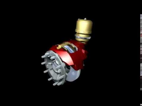 Sistema de freno Neumático - Disco