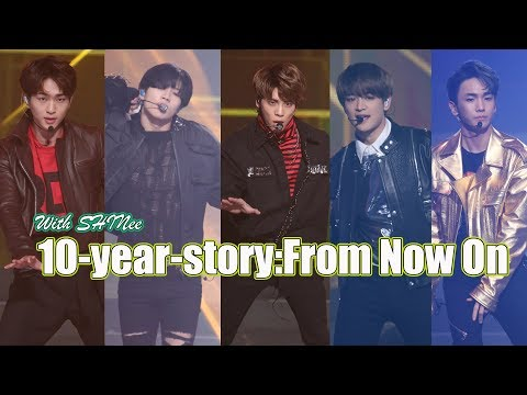 【sTAE alive】2018 With SHINee 10-year-story:From Now On
