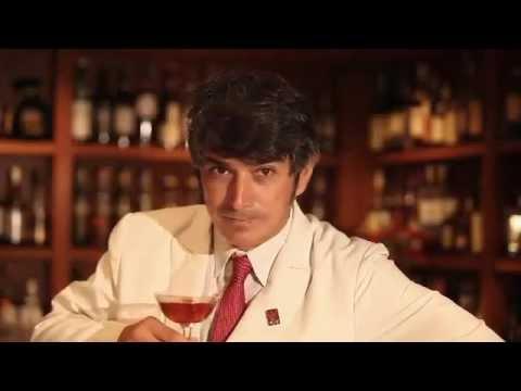 Cocktail García por Juanjo González, bartender de Milano Cocktail-Bar