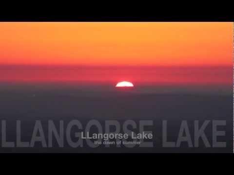 Llangorse Lake The Dawn Of Summer Brecon Beacons