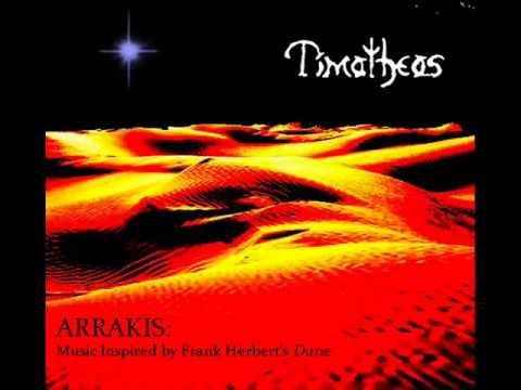 TIMOTHEOS Arrakis: Music Inspired by Frank Herbert's Dune FULL ALBUM