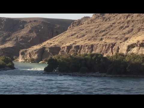 Kajaki Dam River Flow