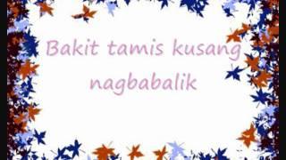Sharon Cuneta- Tamis Ng Unang Halik(lyrics)