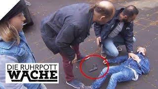 Gefährlicher Spaß: Kinder finden geladene Pistole | Bora Aksu | Die Ruhrpottwache | SAT. 1 TV