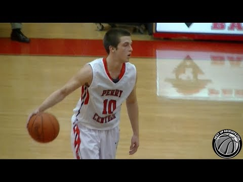 Braxton Beverly Highlights @ Kentucky Elite Shootout - 2016 PG [Perry County Central]