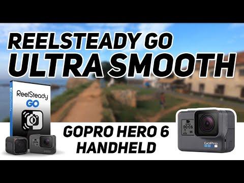 REELSTEADY + GOPRO HERO 6 HANDHELD