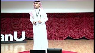 إلى أين؟ إلى اللانهائية وما بعدها | Ali AlAzazi | TEDxPrinceSultanU
