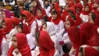 Bustan-e-Waqfe Nau Class: 20th February 2010 - Part 7 (Urdu)