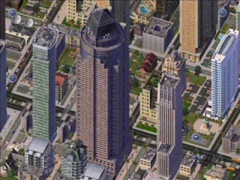 Simcity  Building List With Pictures