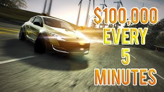 Soapbox Race World (Need for Speed: World) | $100,000 every 5 minutes! • Tutorials!