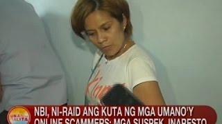 Gambar cover UB: NBI, ni-raid ang kuta ng mga umano'y online scammers