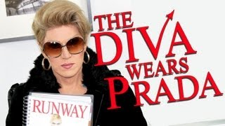 The Diva Wears Prada - Madonna, Cher, Lady Gaga (Devil Wears Prada Parody)