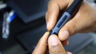 Lapiz P68 - Mejor Opción que el Lápiz Oficial de la HUION 1060 Pro