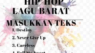 Lagu Barat hip-hop termantap Full Bas