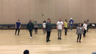 """Bambi"" -- Jidenna | Jon Gille Choreography (group 1)"