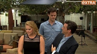Jon Hamm Pretends to Be Bill Hader in Our