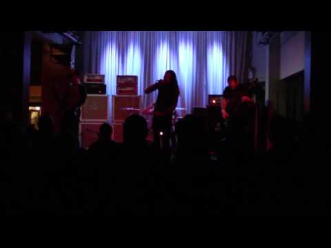 Graves at Sea - Betting on Black live @ Metro Gallery Baltimore - 04.15.2016