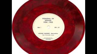 Pomona In Sound: 1954-1955 Thumbnail
