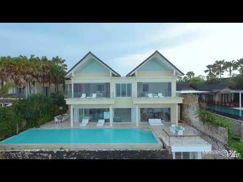 Grand Cliff-Front Residence - Uluwatu, Bali