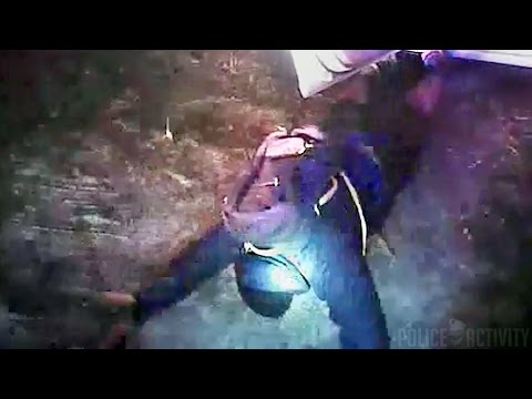 Bodycam Shows Teen Burglary Suspect Shot By Florida Police Officer