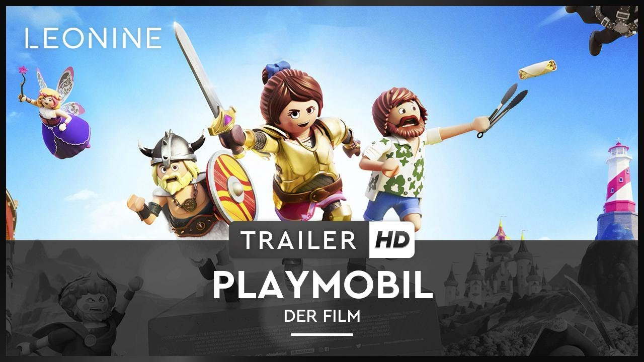 Playmobil Der Film Trailer