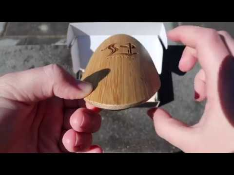 41a6bfc3e0a5 Unboxing Bamboo Shin Guards Legend Soccer Co - YouTube