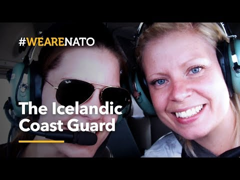 The Icelandic Coast Guard - #WeAreNATO