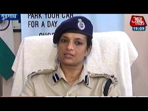 India 360: Gurgaon Top Cops At War Over Rape Case