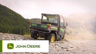 John Deere - Gator - True 4 Wheel drive on Demand