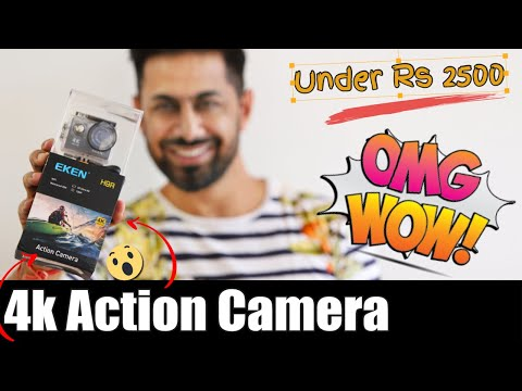 Best budget action camera 2020 in india