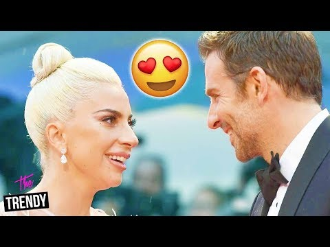 Hints That Bradley Cooper And Lady Gaga Are More Than Friends