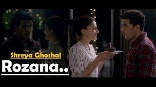 Rozana Shreya Ghoshal Lyrics Translation - Naam Shabana - Akshay Kumar, Taapsee Pannu, Tahir Shabbir
