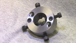 Lathe Rear Spindle Spider. Part One